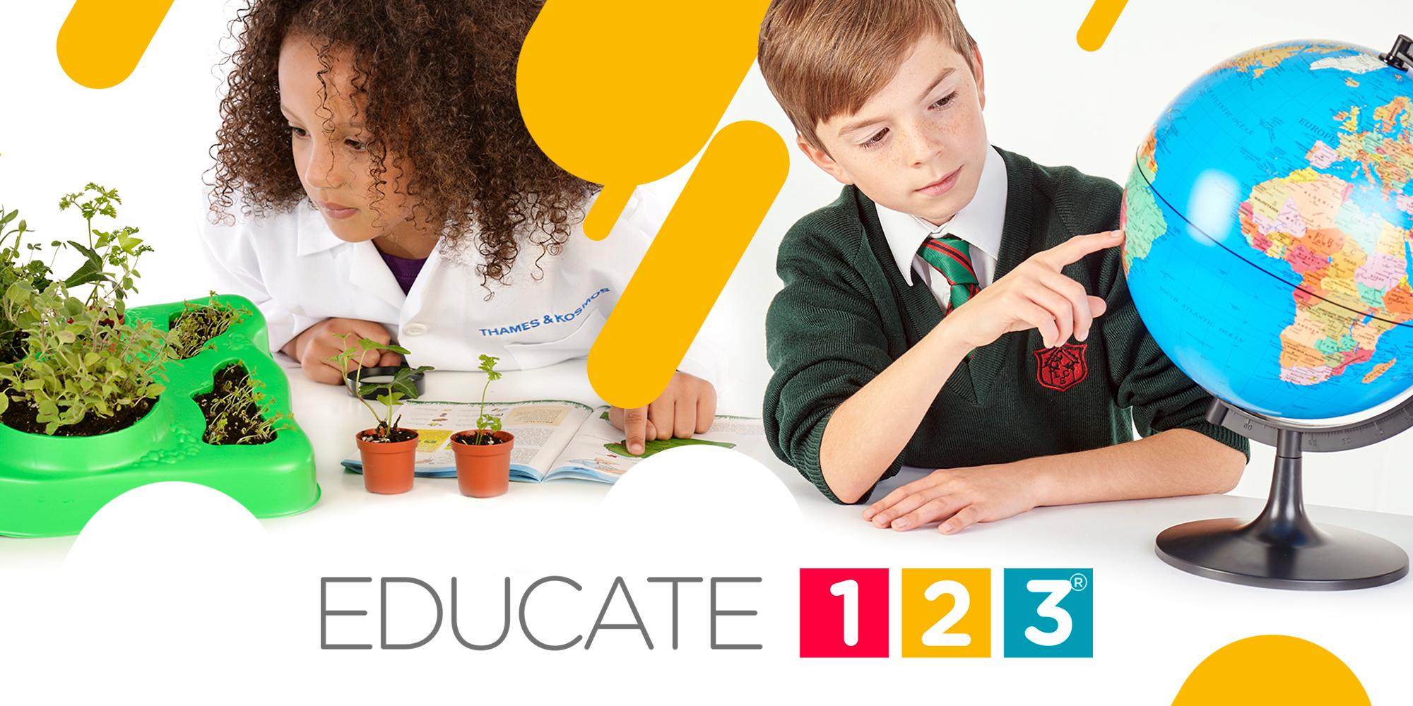 Educate 123