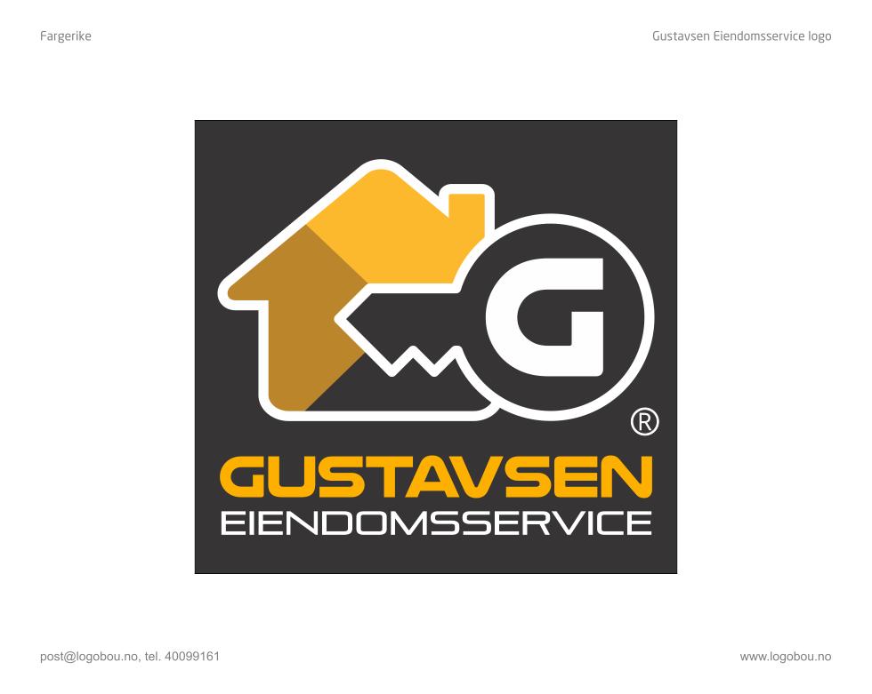 Gustavsen Visual Identity / Logobou 4