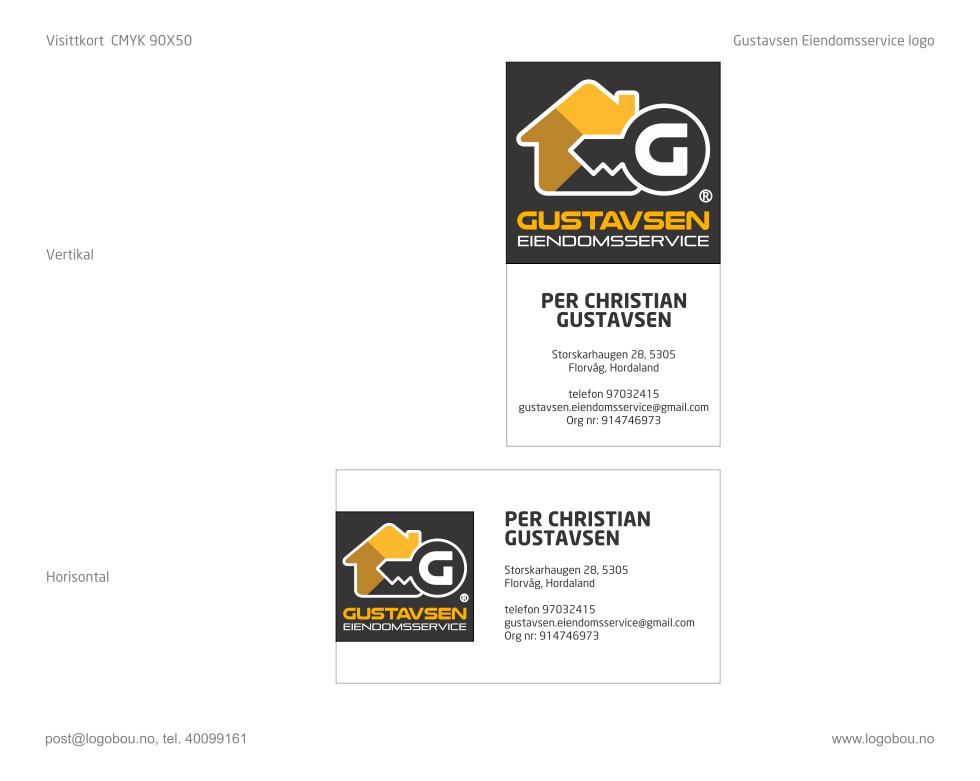 Gustavsen Visual Identity / Logobou 7