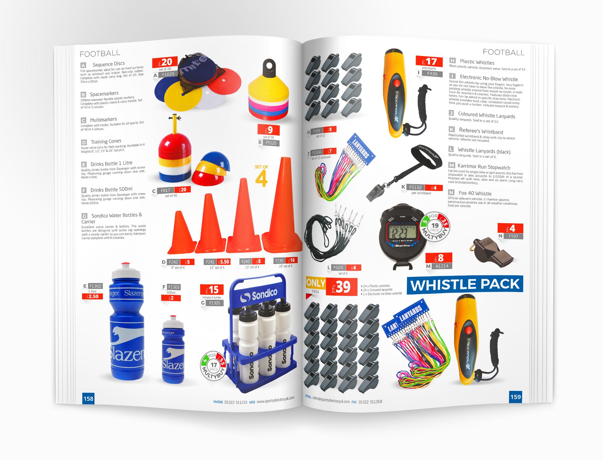 Sports Directory Visual Identity / Logobou 10