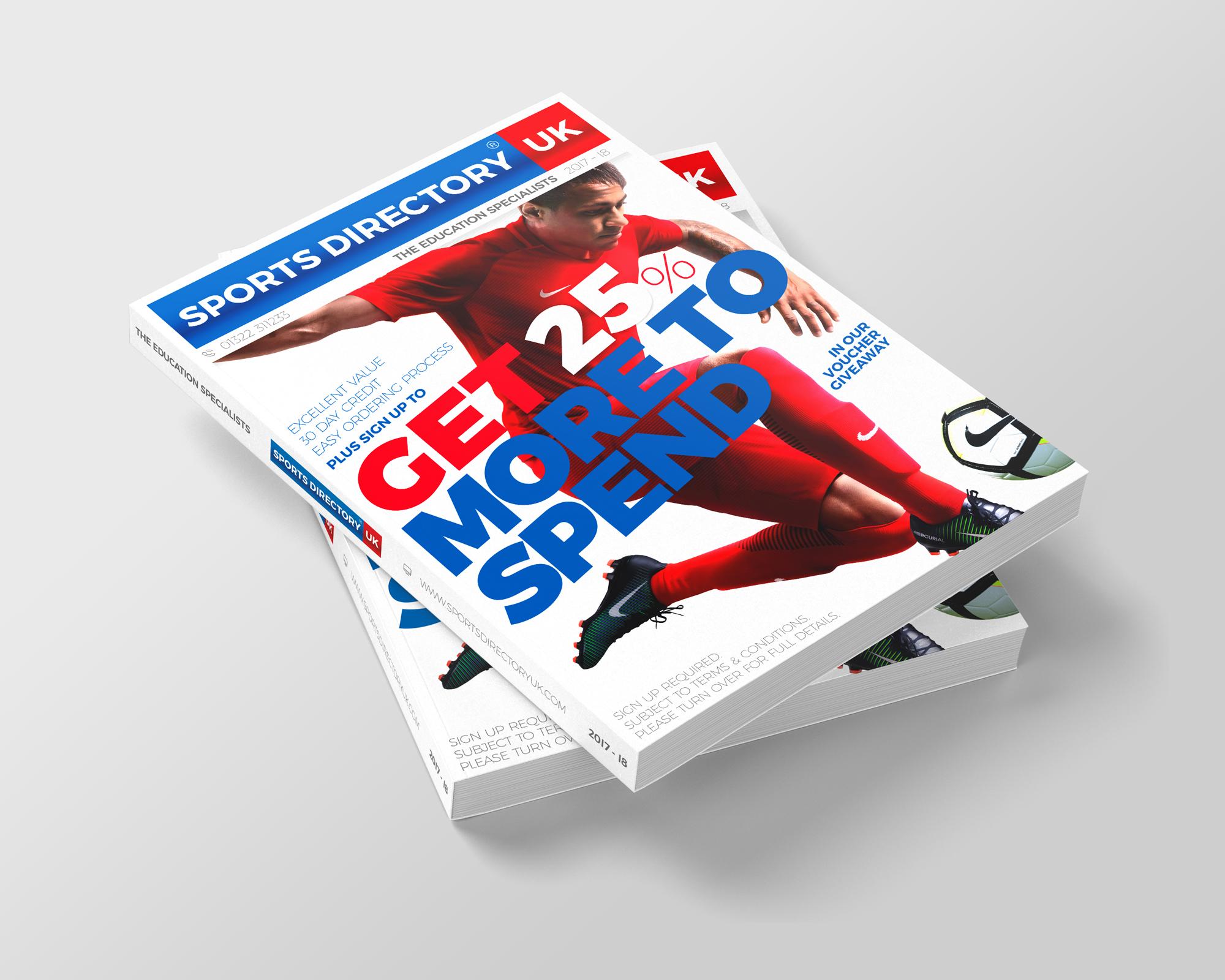 Sports Directory Visual Identity / Logobou 14