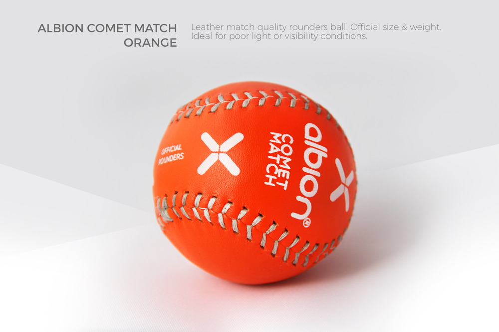 Albion-Comet-Match-Orange / Rebranding / Logobou