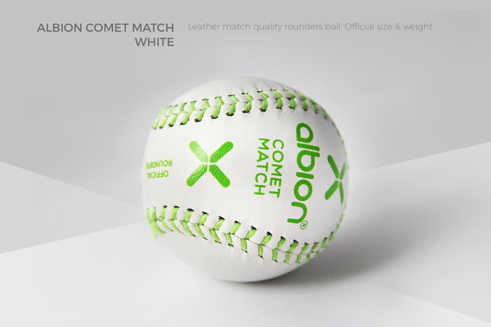 Albion-Comet-Match / Rebranding / Logobou