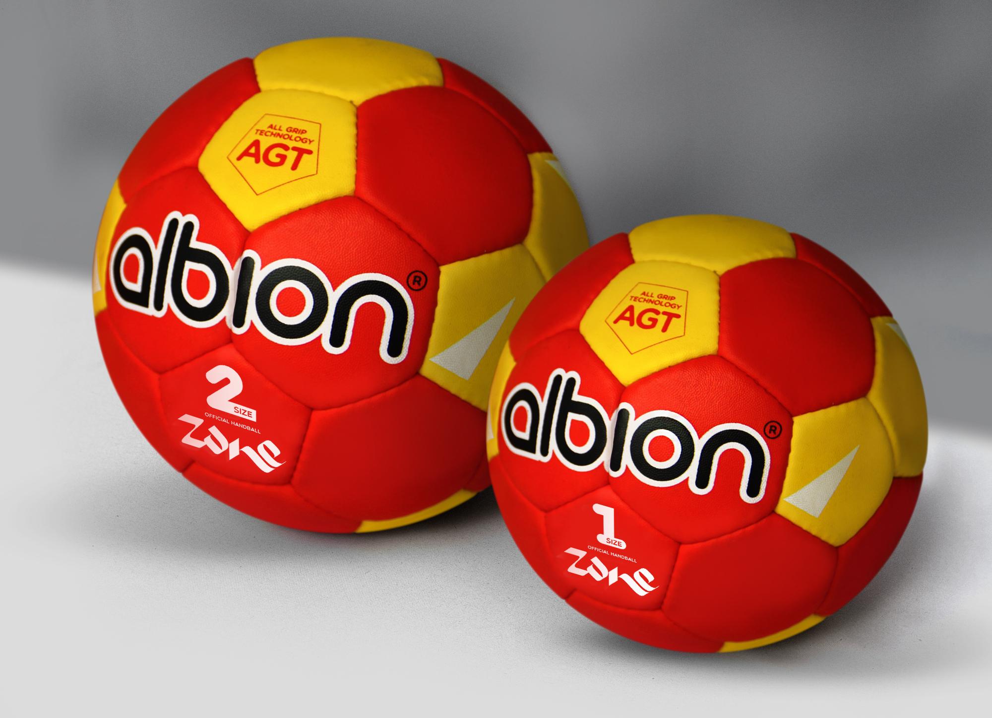 Albion Rebranding / Logobou
