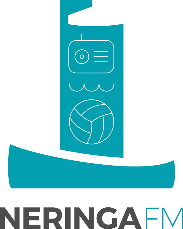 Neringa FM / Visual Identity / Logobou 4
