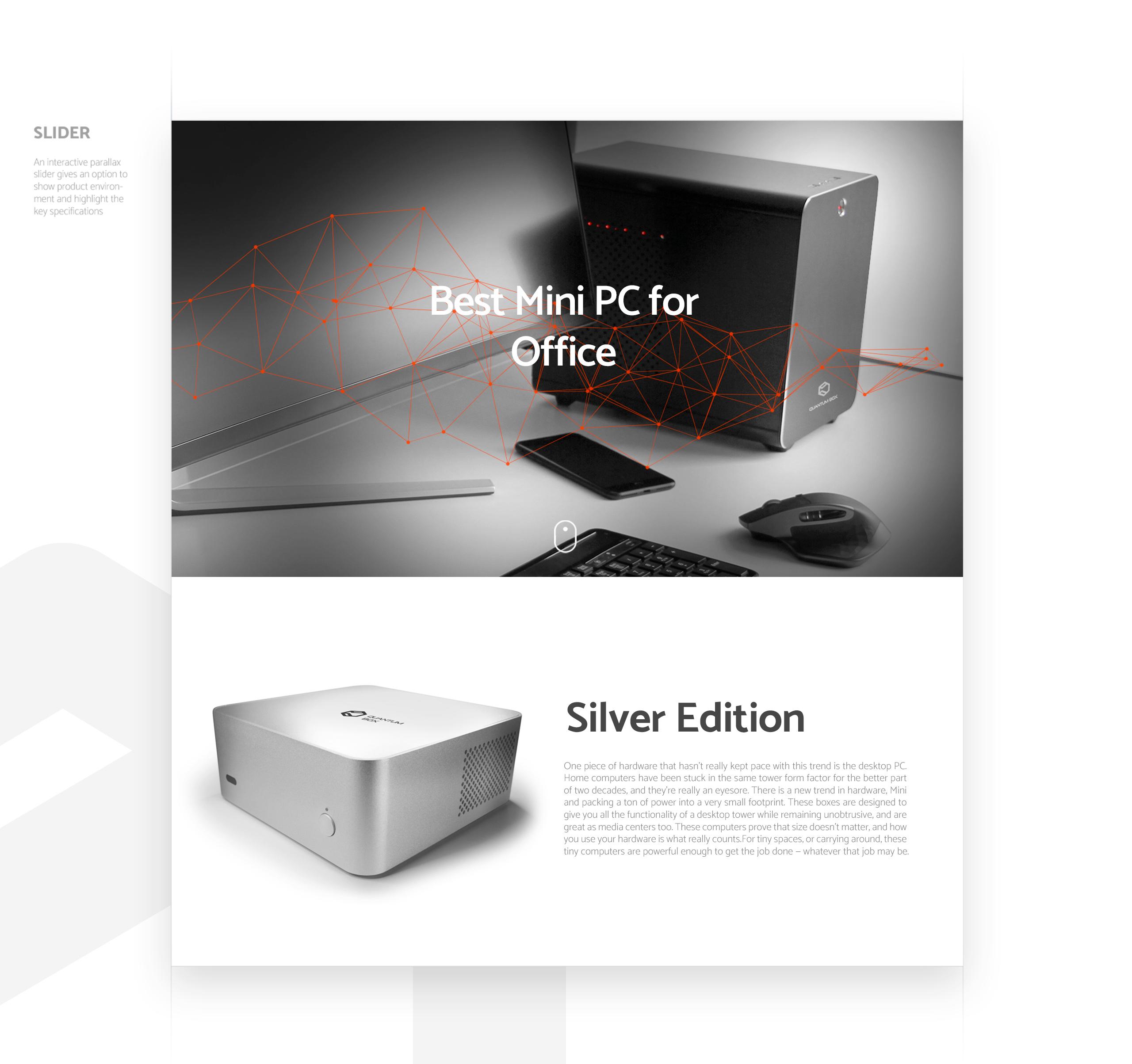 Quantum Box Branding Logobou Design 2