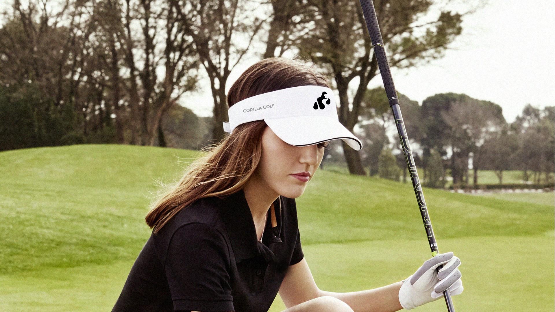 Gorilla Golf Branding / Logobou 5
