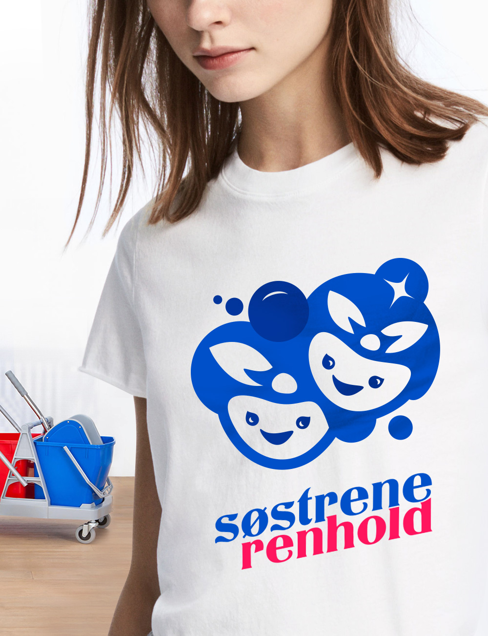 Søstrene-Renhold / The Cleaning Sisters