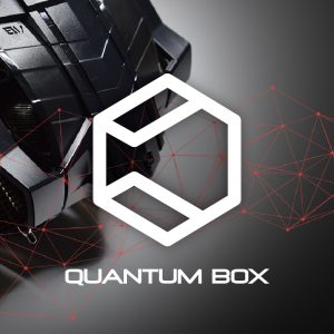 Quantum Box Visual Identity / Logobou