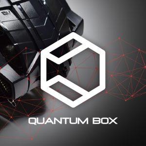 Quantum Box Visual Identity / Logobou