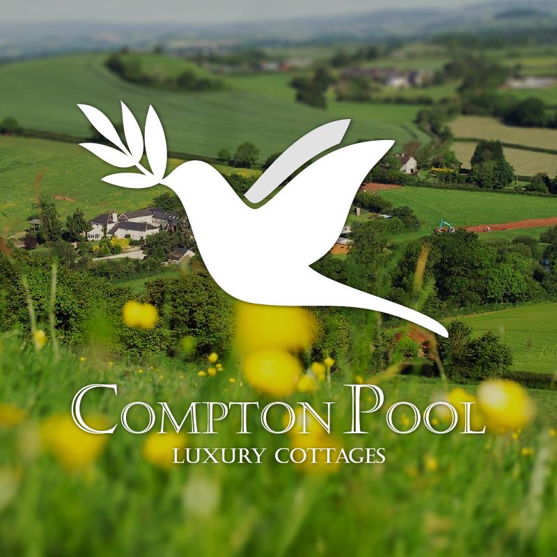 Compton Pool Logo / Logobou