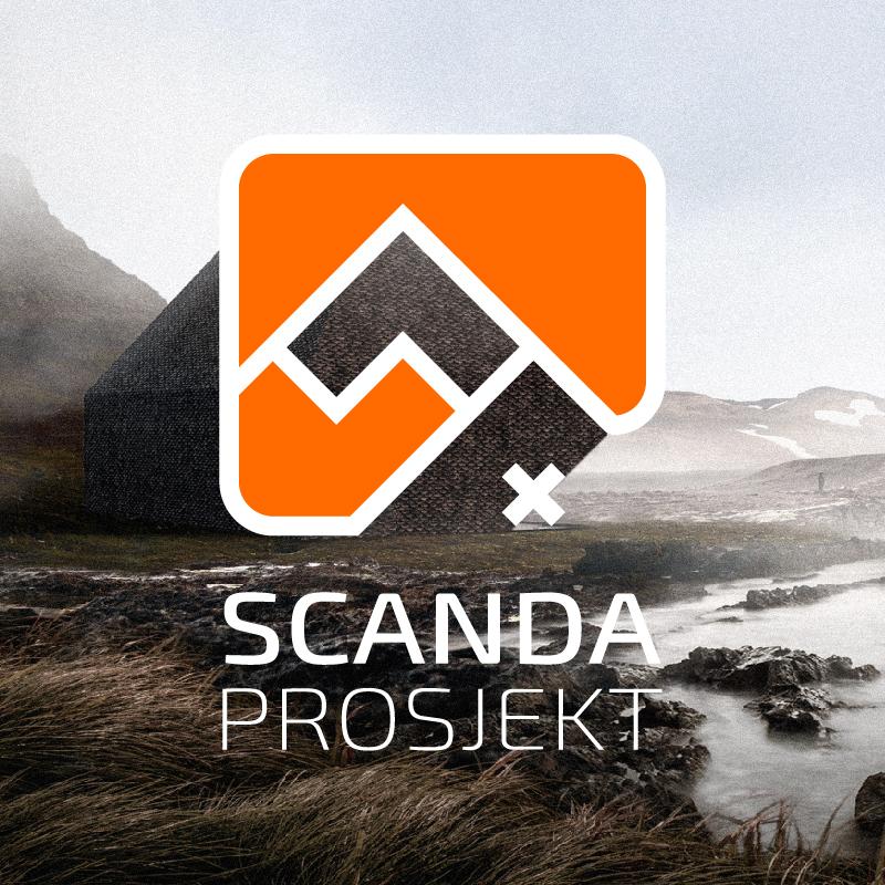 Scanda Logo / Logobou
