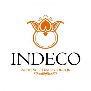 Indeco Flower Logo / Logobou