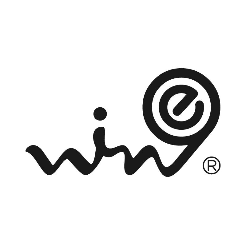 Wine 9 Logo / Logobou