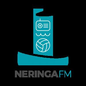 Neringa FM Logo / Logobou