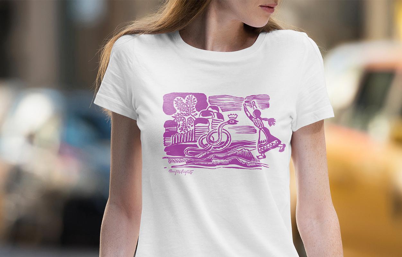 Daiva Vitkute T-shirt 5 / Logobou