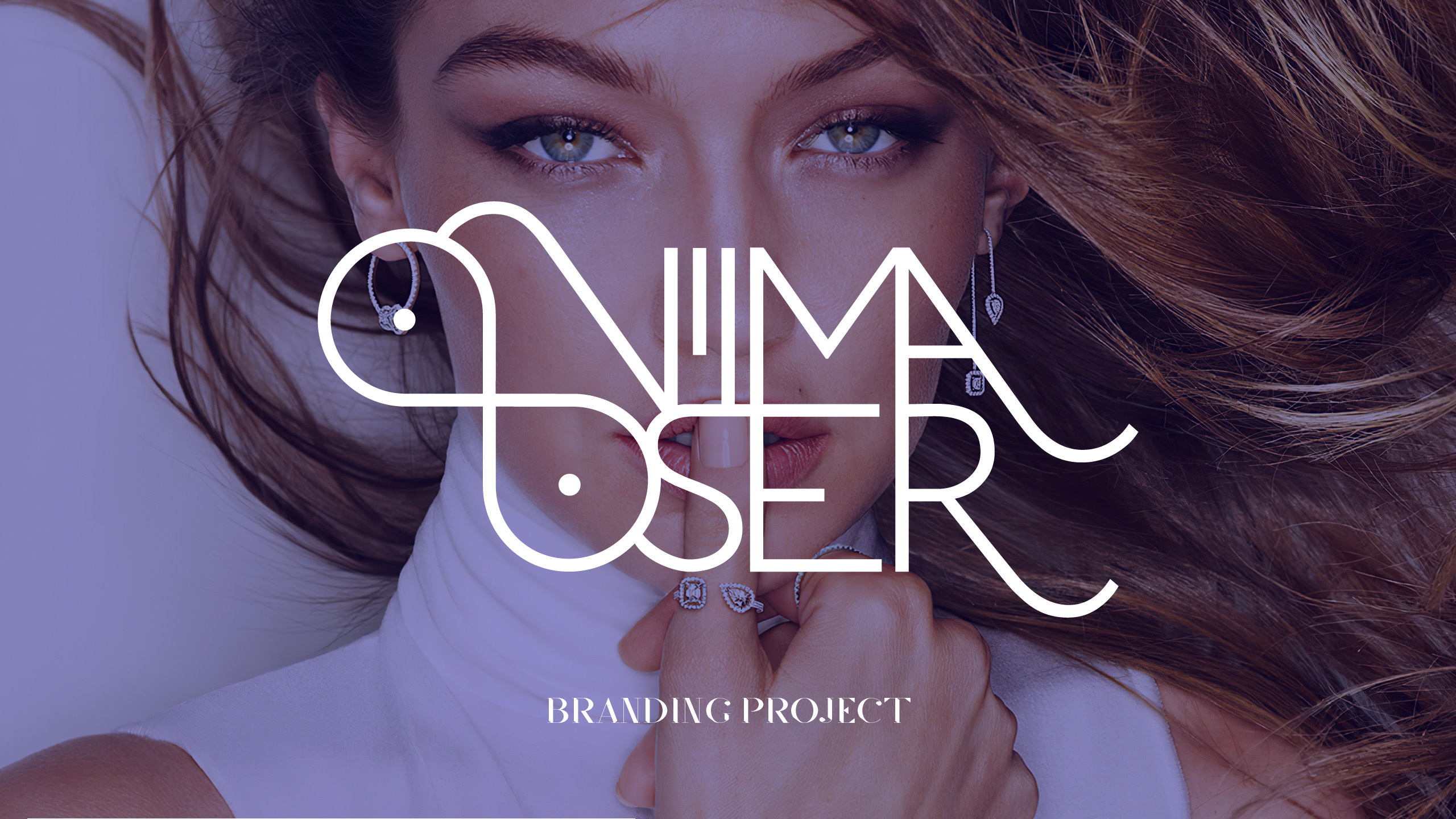 Vilma Ser Branding 3 / Logobou design