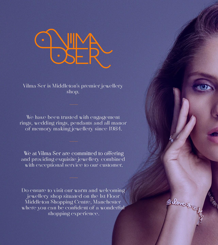 Vilma Ser Branding 5 / Logobou design