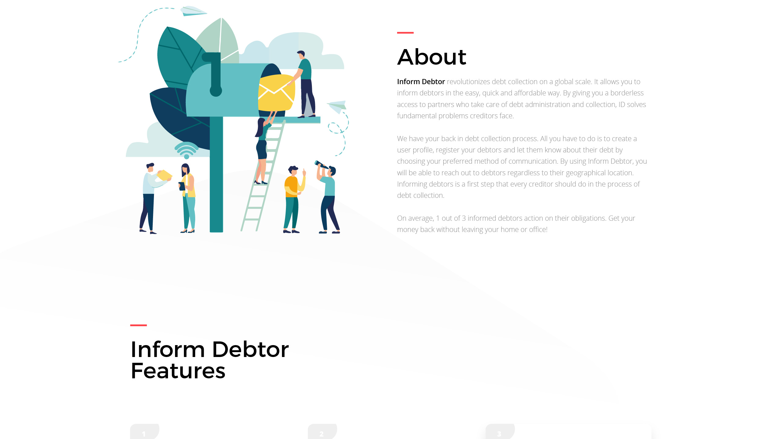Inform Debtor 03/ Logobou design