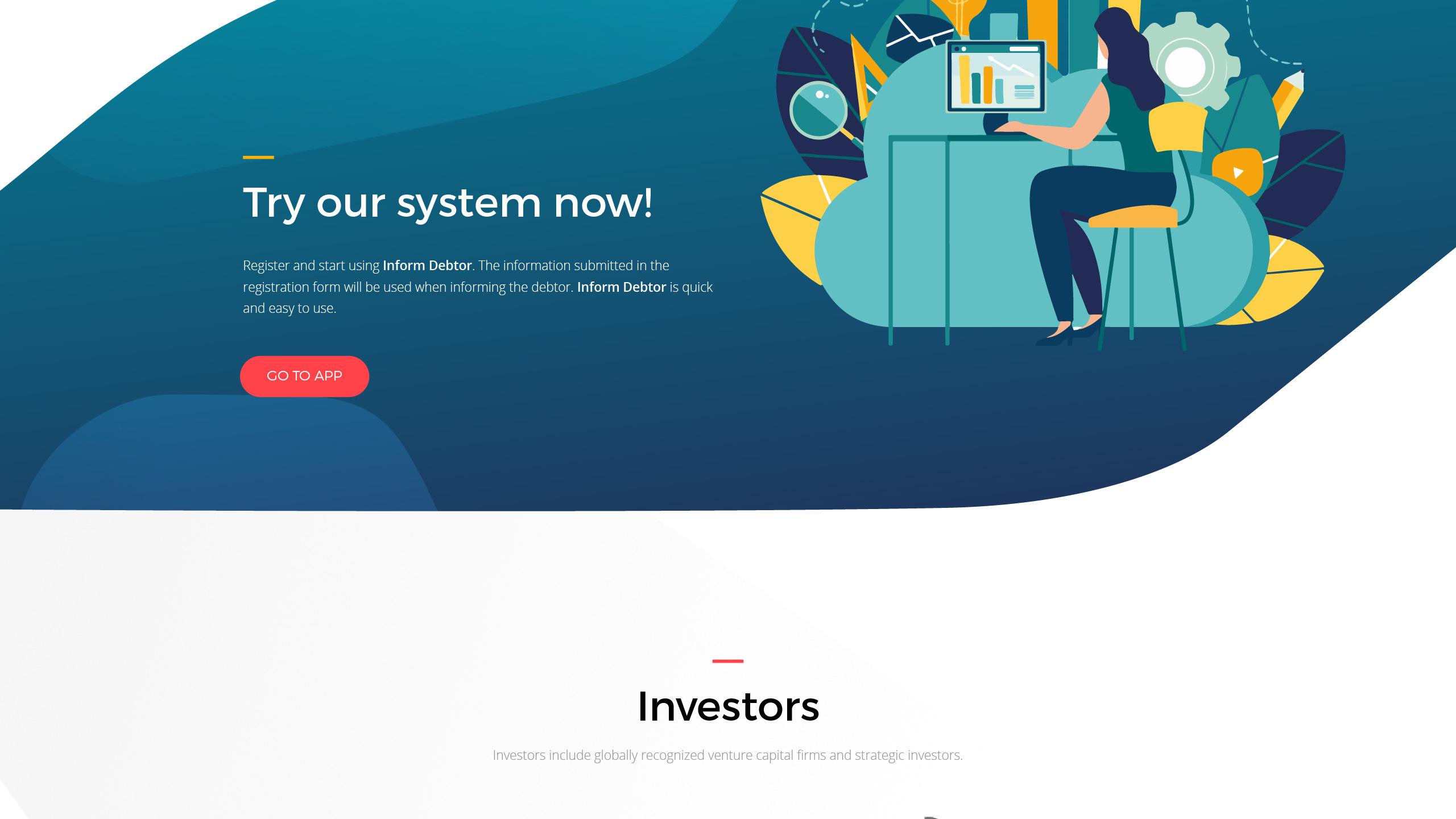 Inform Debtor 06/ Logobou design