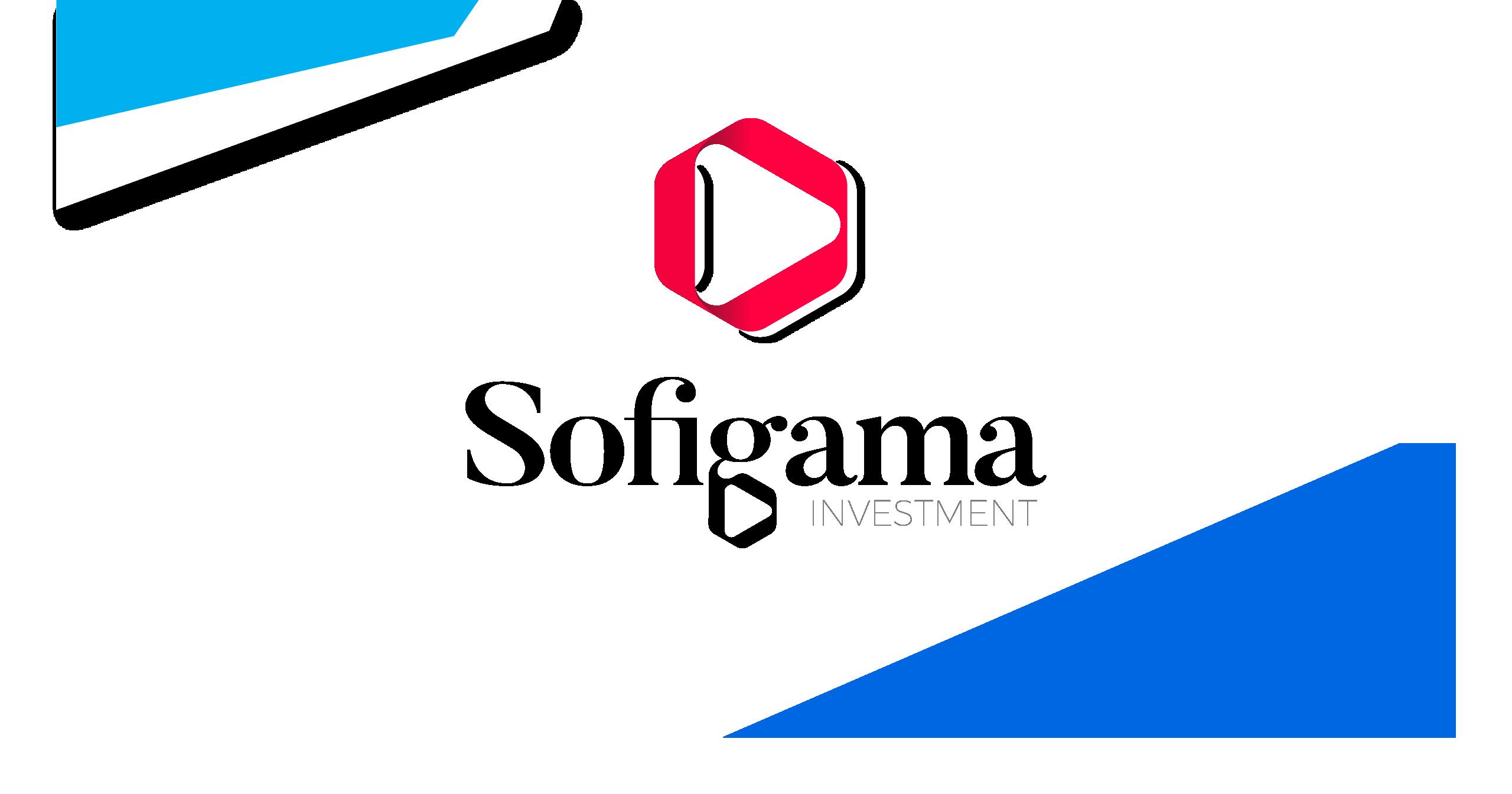 SOFIGAMA Logo Logobou Design 1