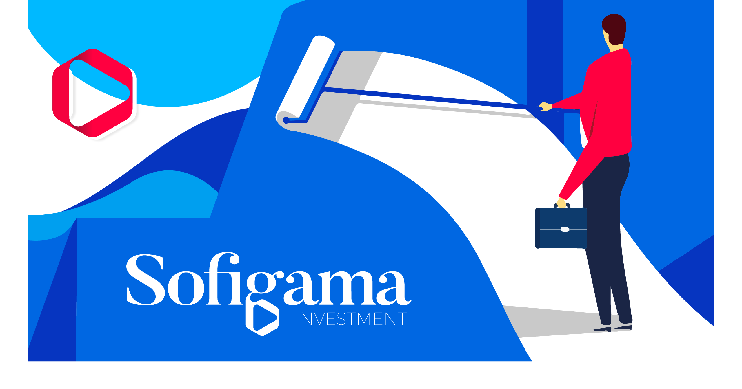 SOFIGAMA Logo Logobou Design 2