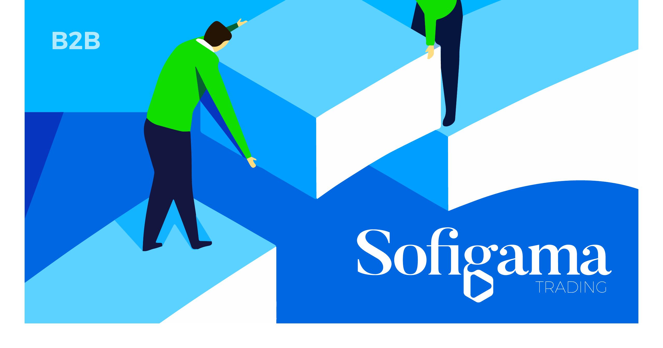 SOFIGAMA Logo Logobou Design 4