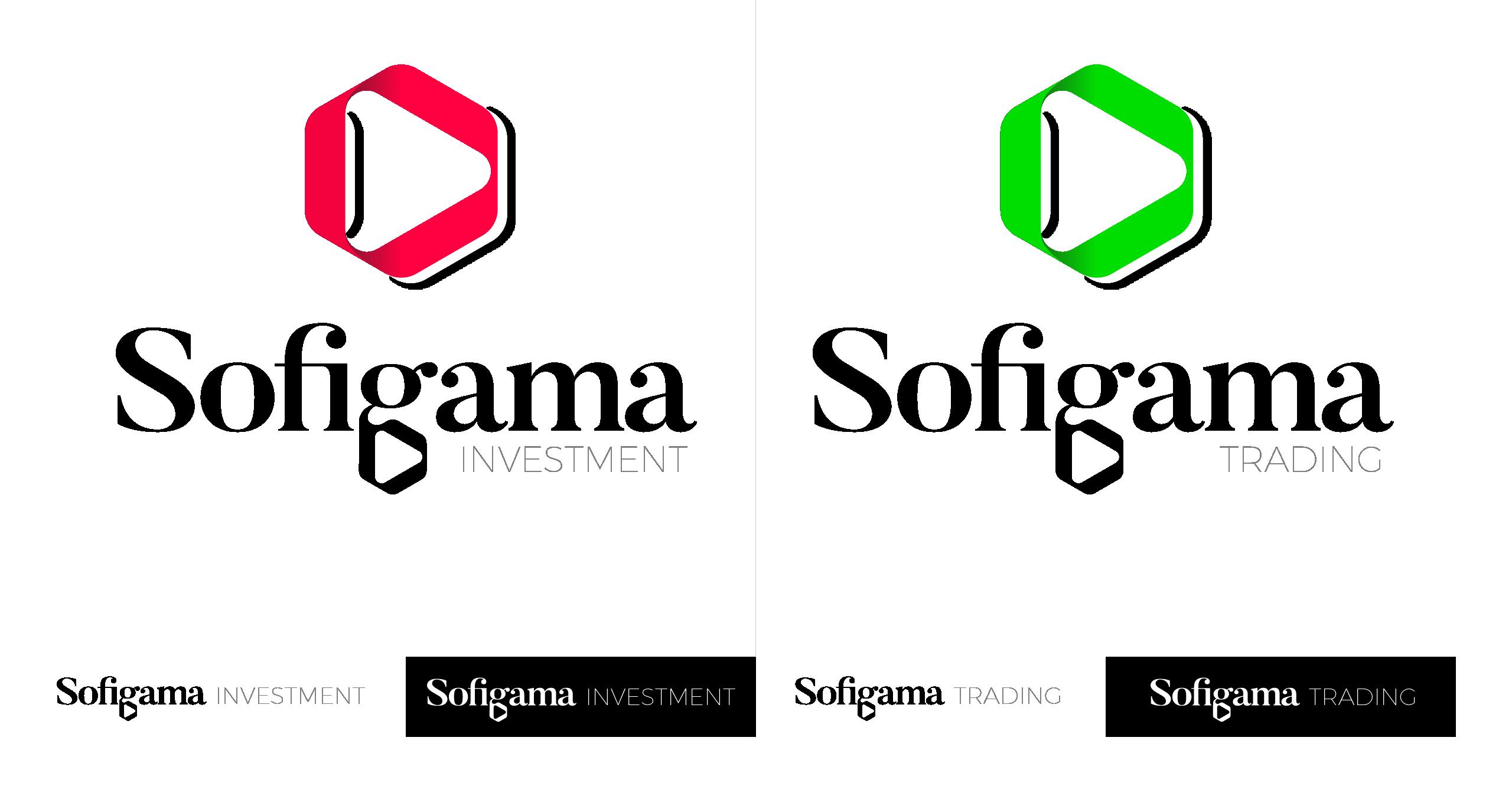 SOFIGAMA Logo Logobou Design 5