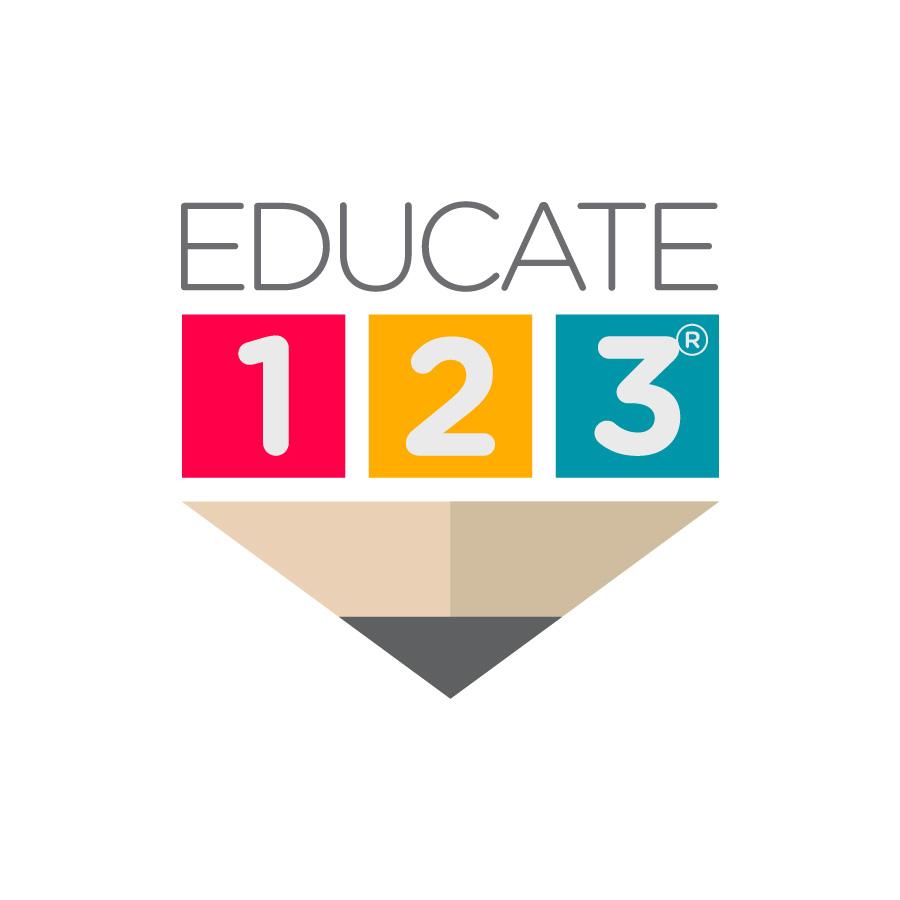 Educate 123 / logobou design