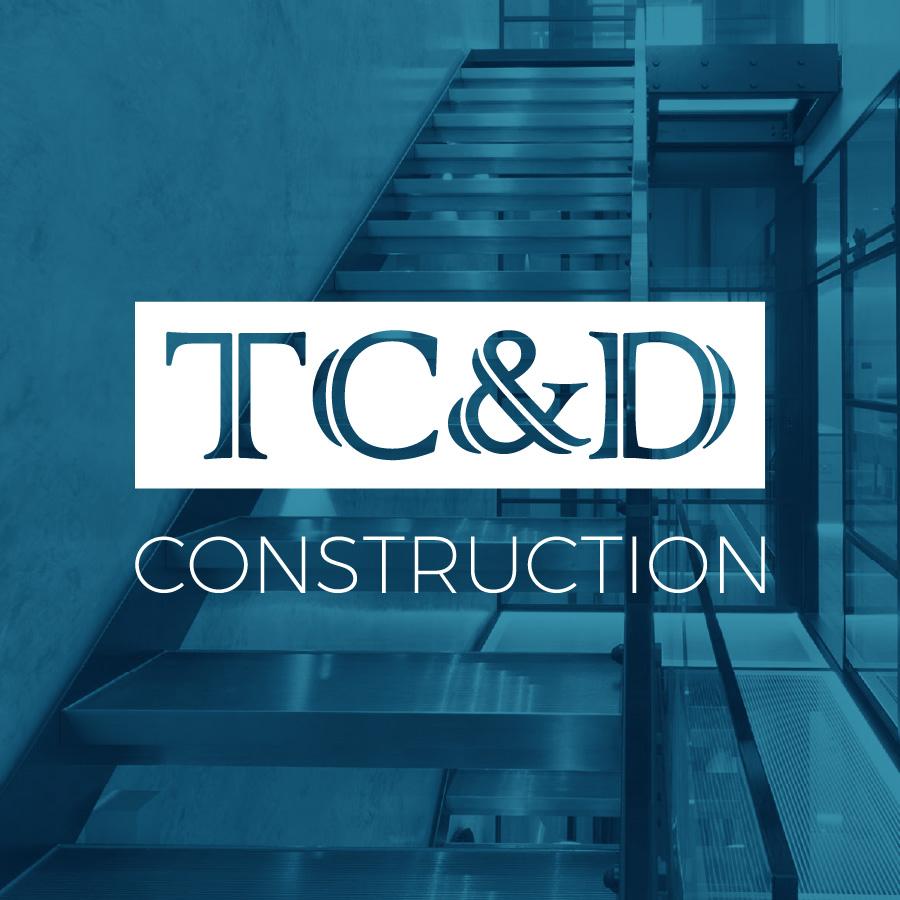 TCD Construkction / logobou design
