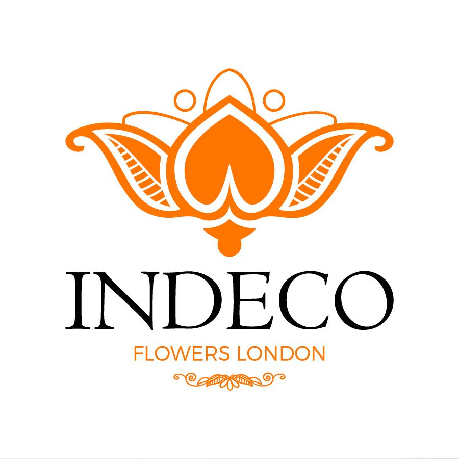 indeco flowers / logobou design