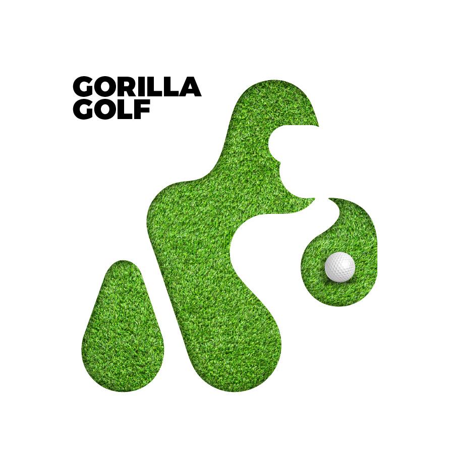 Gorilla Golf / Logobou design