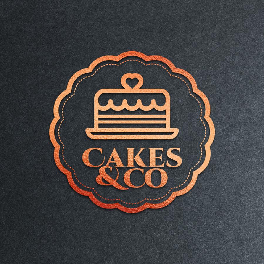 cakes co / logobou design