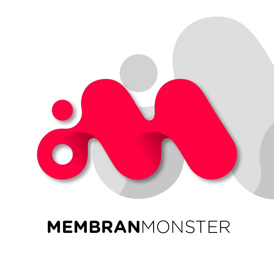 Membran Monster / logobou design
