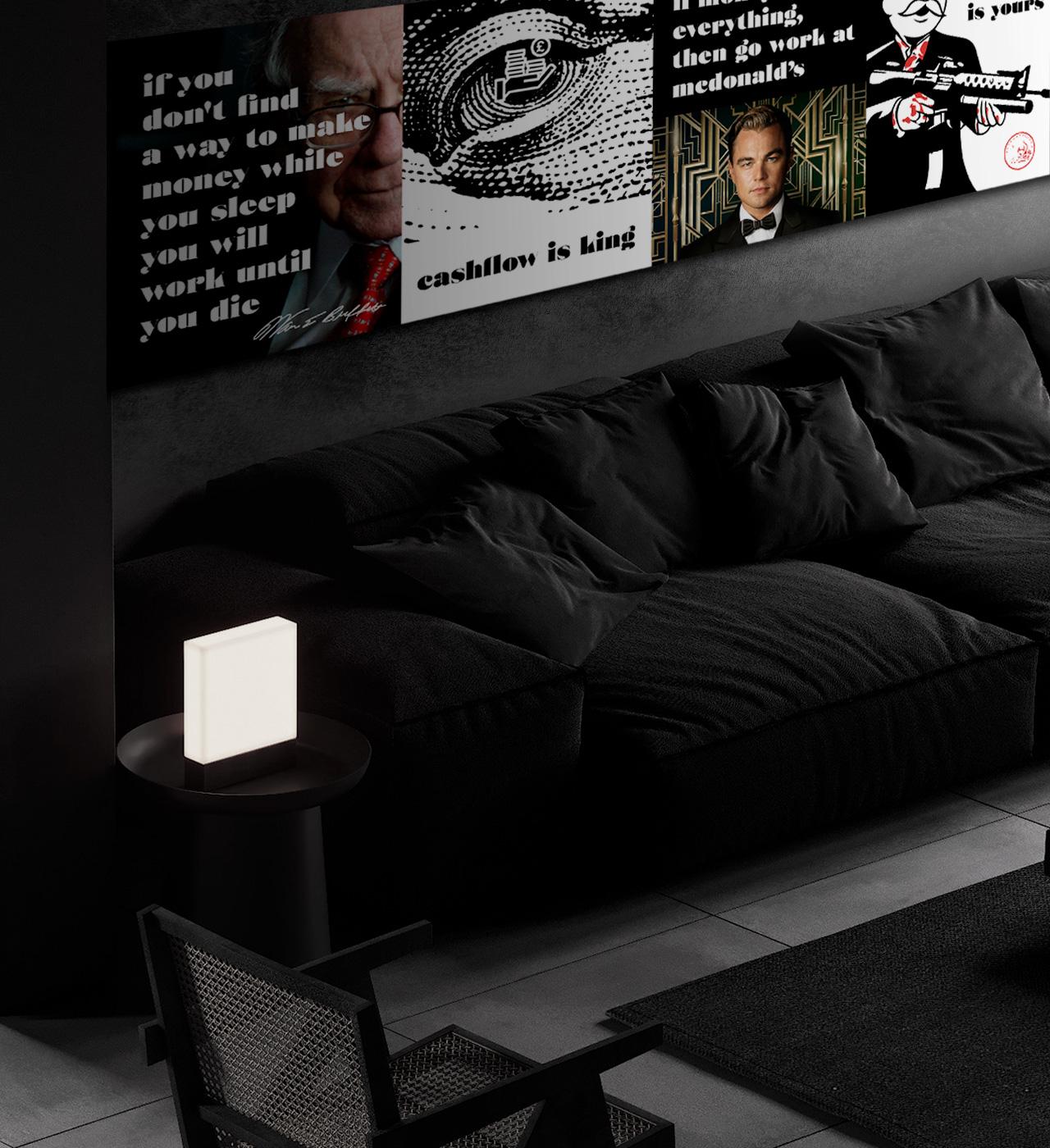 Motivational artwork 3A - Logobou Design