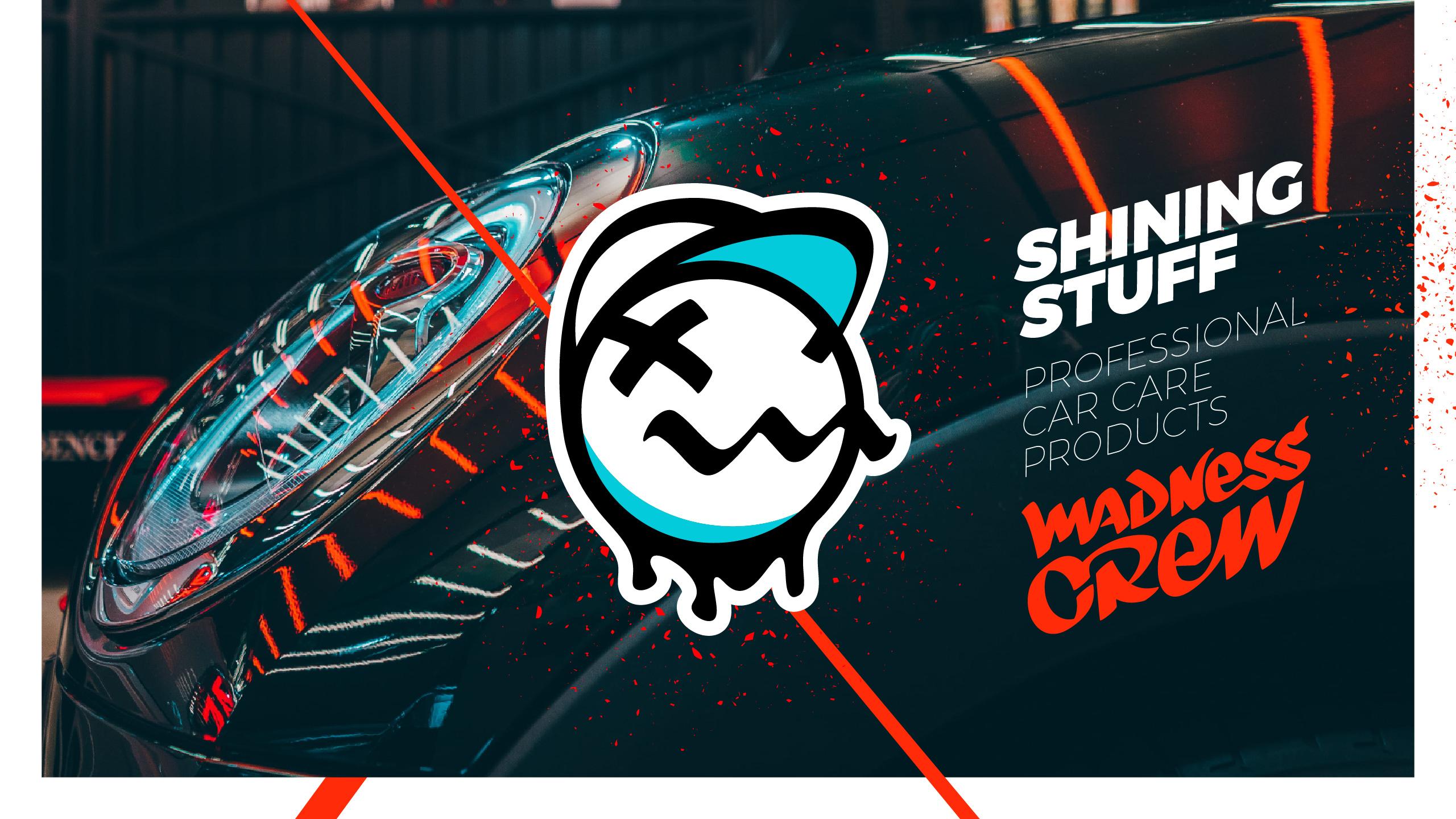 MADNESS CREW branding - logobou design 5