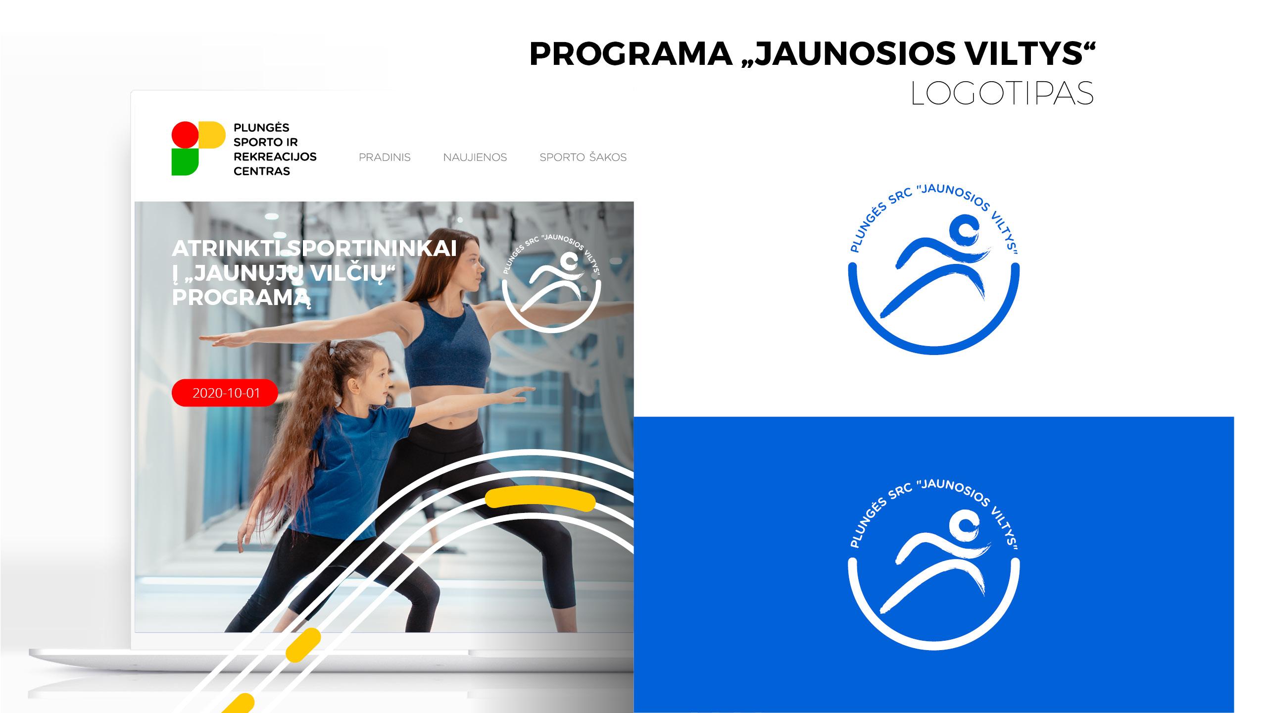 Plunges SRC branding - Logobou Design 34
