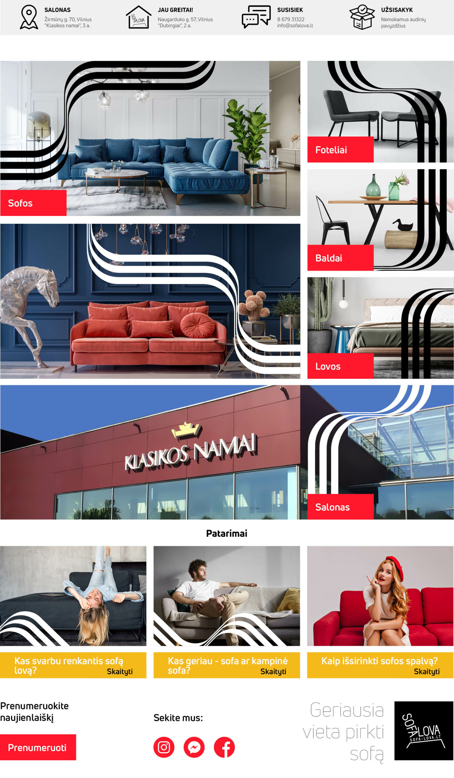 Sofalova web Logobou Design