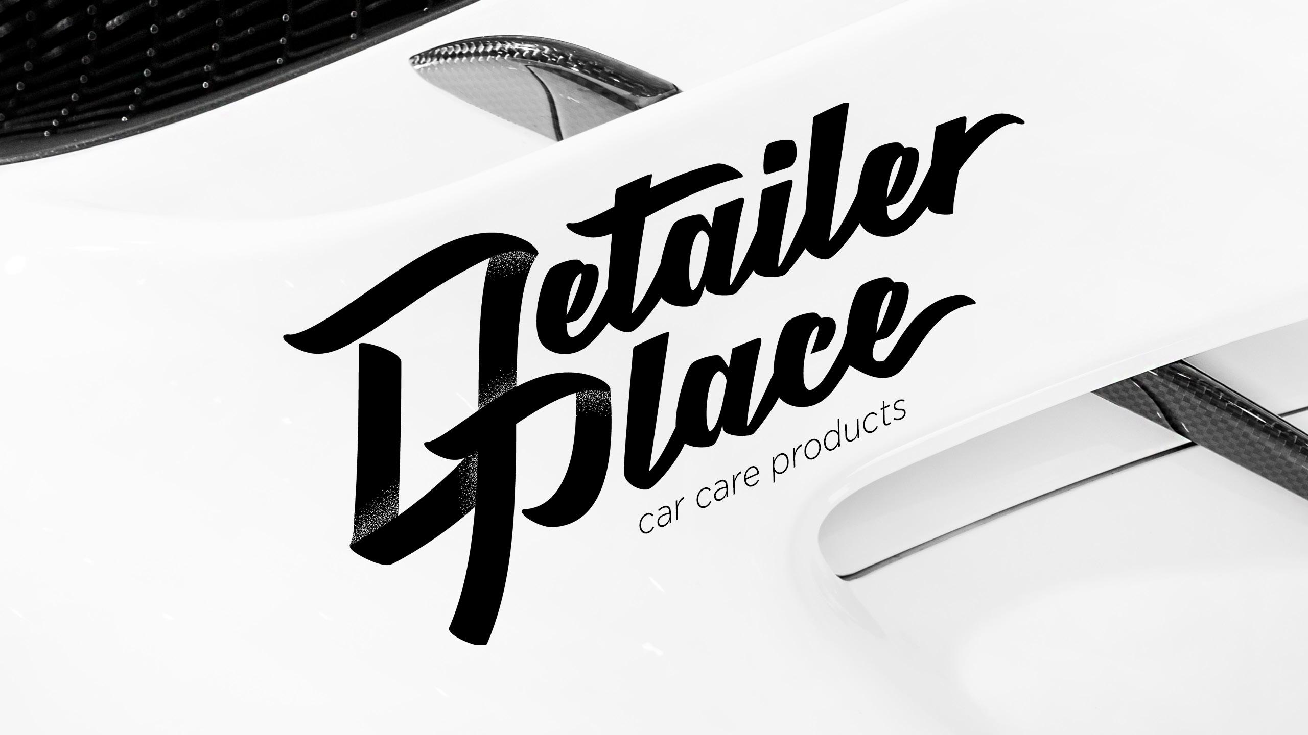 Detailer Place logobou design 05