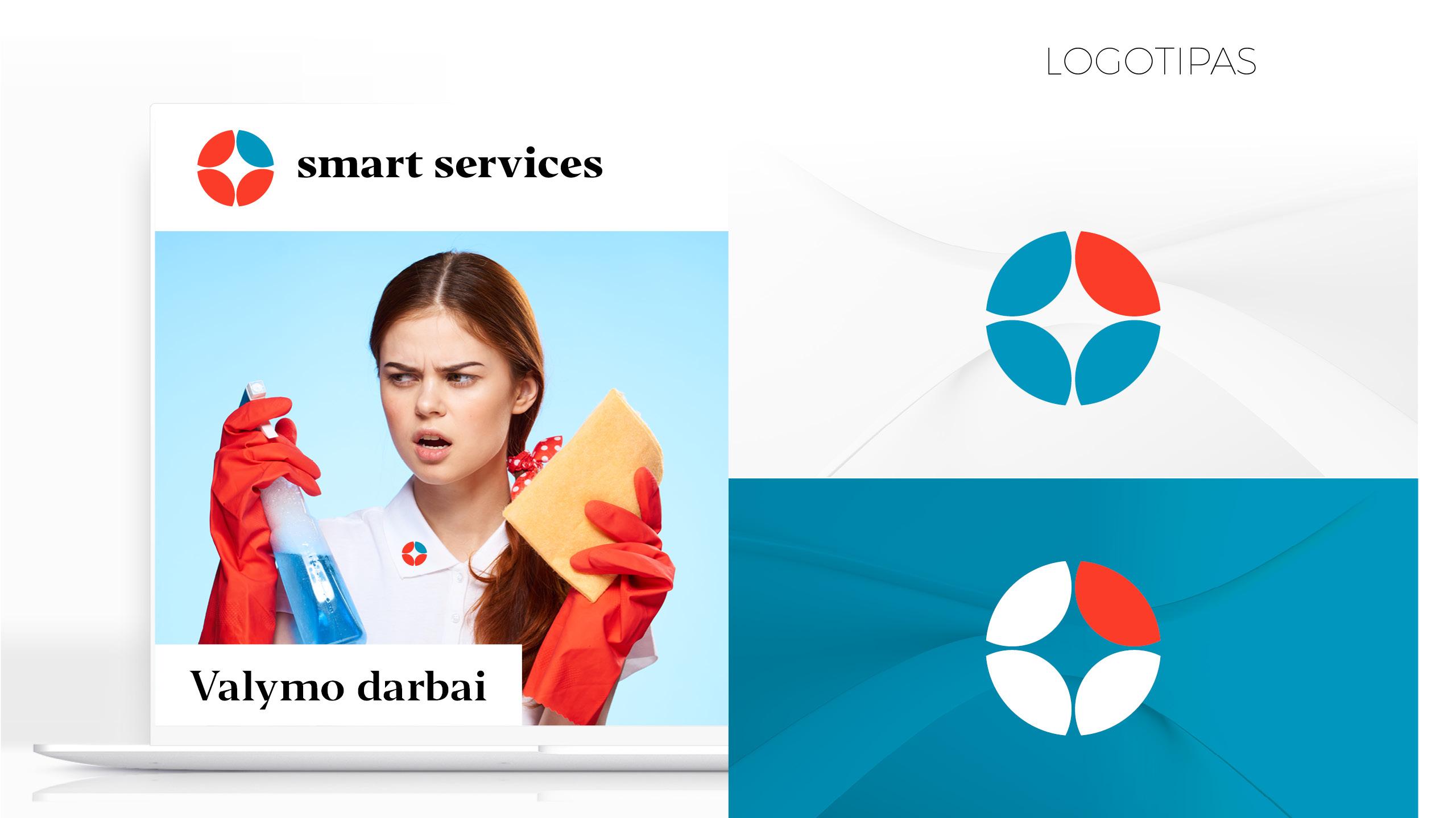 Smart Service Logobou design 02