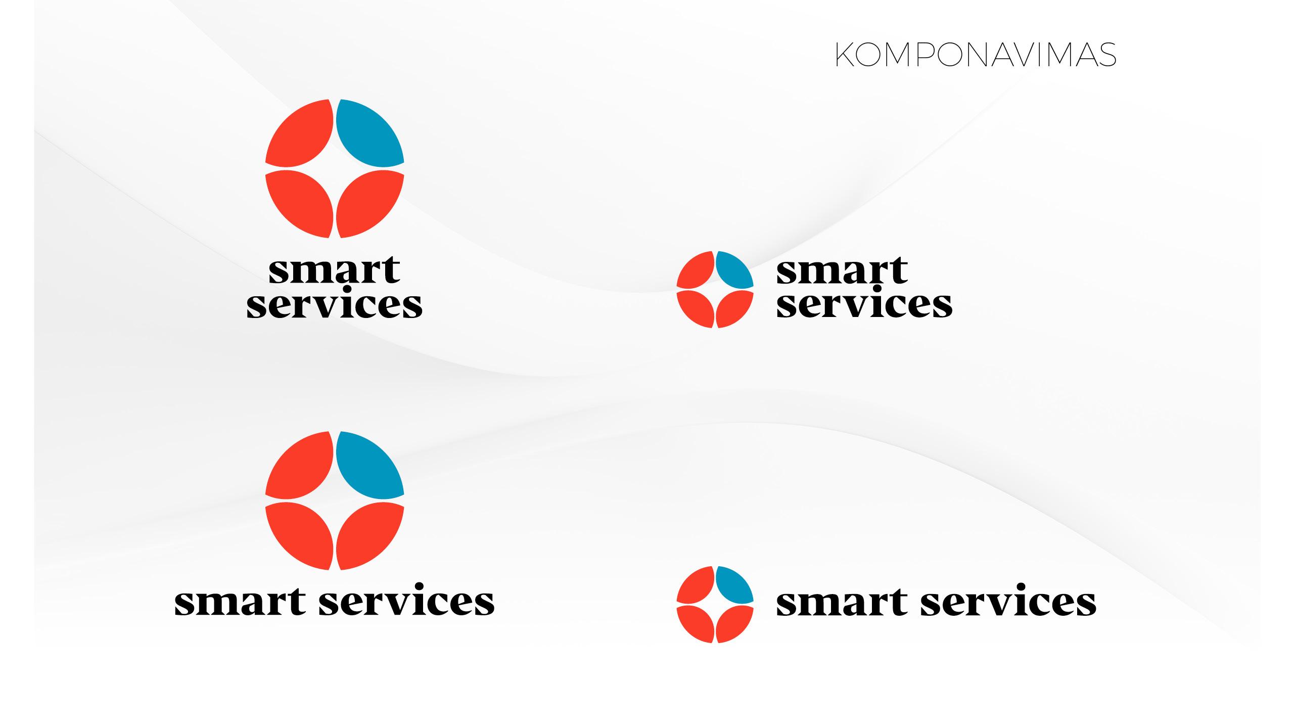 Smart Service Logobou design 03